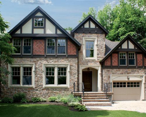 Tudor House Paint Colors Exterior Design Ideas Pictures Remodel Decor