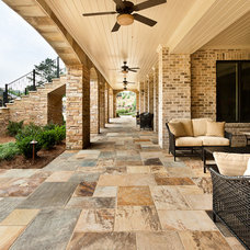 Traditional Exterior by Fowler Interiors