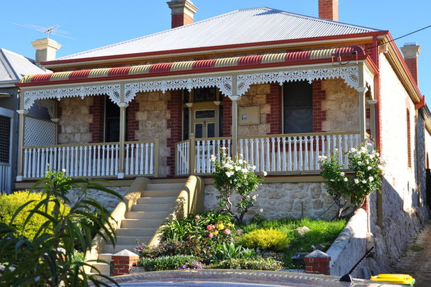 Victorian Exterior by WA Painters Pty Ltd