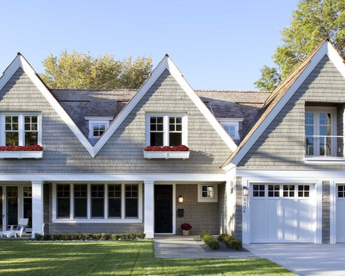 Best modern shingle style design ideas remodel pictures for Modern shingle style