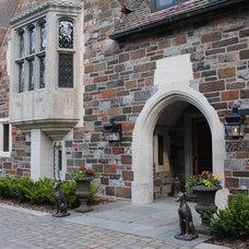 Traditional Exterior by Gabberts Design Studio