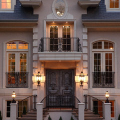 traditional exterior by Hendel Homes