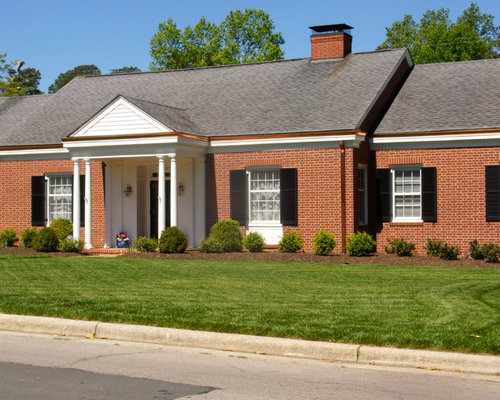 Exterior Home Accents with Copper Gutters