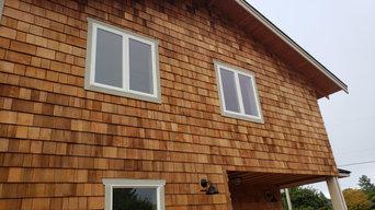 Exterior Home Shingle Installation - Clark County, WA