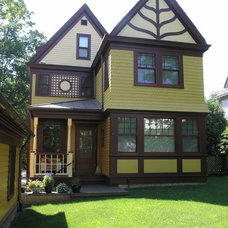Traditional Exterior by Wexford custom & renovations inc.