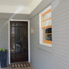 Traditional Exterior Exterior House Paint - Contemporary Craftsman