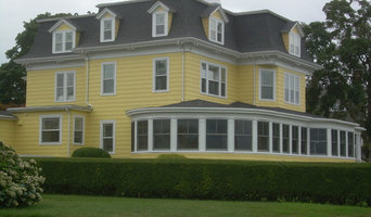 Exterior House Painting in Eastern CT