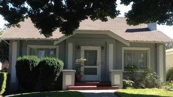 Exterior House Painting in San Jose, Santa Clara, and Campbell
