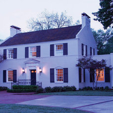 Traditional Exterior by Hull Historical