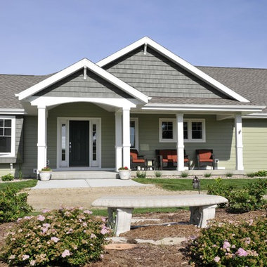 Gable Roof Over Porch Design Ideas Pictures Remodel And