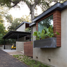 Contemporary Exterior by Jobe Corral Architects