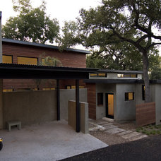 Exterior by Jobe Corral Architects