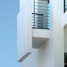 Modern Exterior by Laidlaw Schultz architects