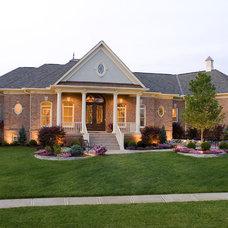 Traditional Exterior by Marino Custom Homes, LLC