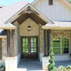 Traditional Exterior by McKinney Homes LLC
