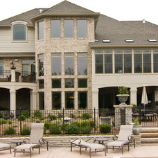 Traditional Exterior by Noah Herman Sons Builders