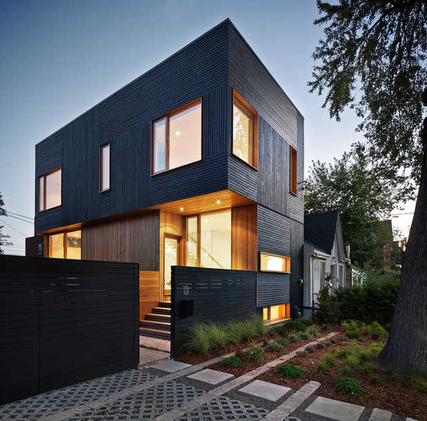 Entry Recipe Warmth Style And Privacy In Toronto