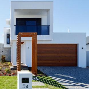 Exterior of Calypso Bay Residence, Gold Coast