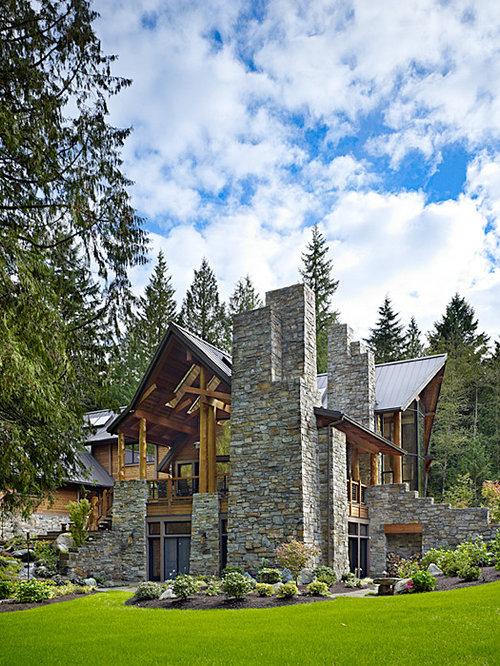 Stone Plinth Home Design Ideas Renovations Photos