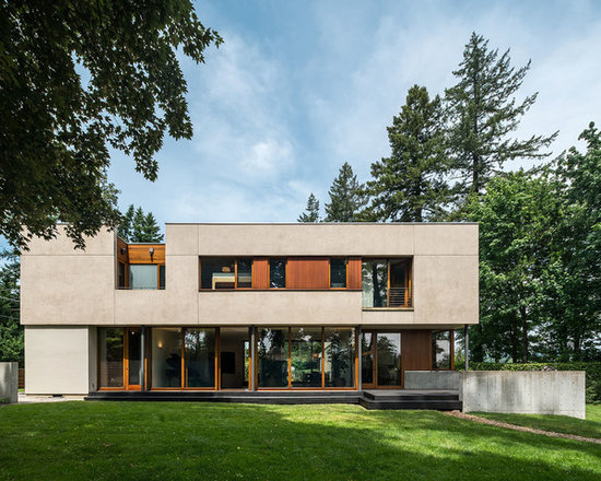 contemporary exterior home design ideas, remodels & photos
