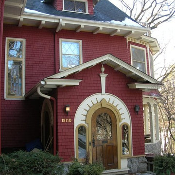 Exterior Paint Gallery