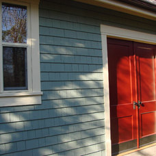 Traditional Exterior by Paint Plus More, Inc