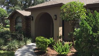 Exterior Paint, Porch Soffits and Doors