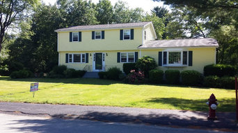 Exterior painting / Acton Ma