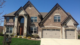 Exterior painting in Plainfield, IL