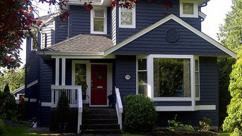 Exterior Painting in Vancouver BC