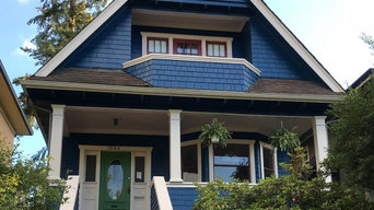 Exterior Painting- Residential