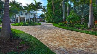 Exterior Paving Project Parkland Florida