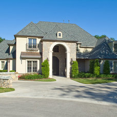 Traditional Exterior by Perfection Homes