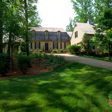 Traditional Exterior by Charles Ross Homes