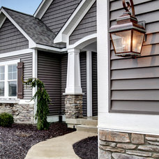 Traditional Exterior by Photos By Kaity