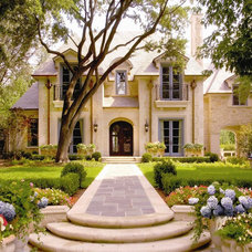 Traditional Exterior by George Lewis Custom Homes