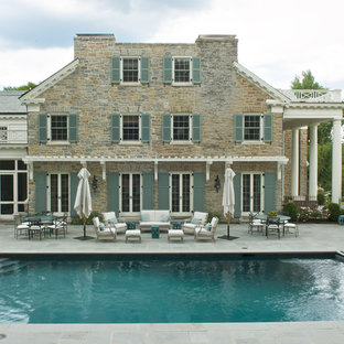Exterior | pool and terrace