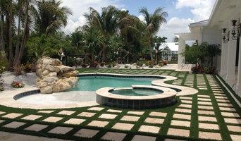 Exterior Pool Deck