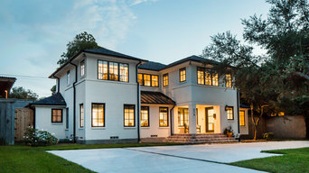 Exterior Preston Hollow Addition