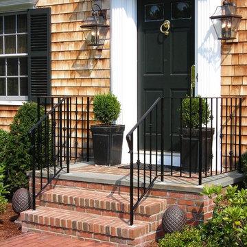 Exterior Railings & Gates