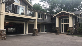 Exterior Re-Paint in Chanhassen, MN