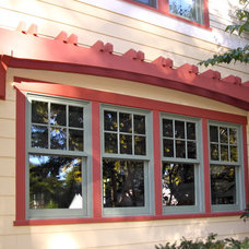 Traditional Exterior by Bartelt. The Remodeling Resource