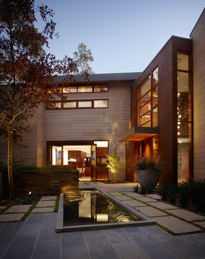 Modern Exterior by Rockefeller Partners Architects