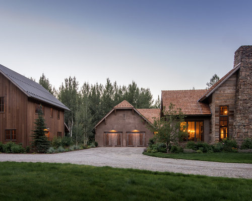 Stone And Stucco Homes Houzz