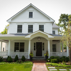Traditional Exterior by J Jordan Homes, LLC