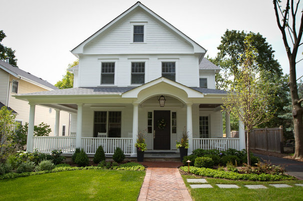 Farmhouse Exterior by J Jordan Homes, LLC