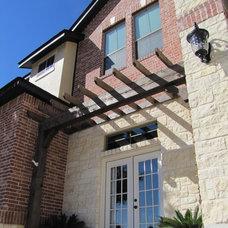 Contemporary Exterior by River Hills Custom Homes