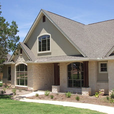 Traditional Exterior by River Hills Custom Homes