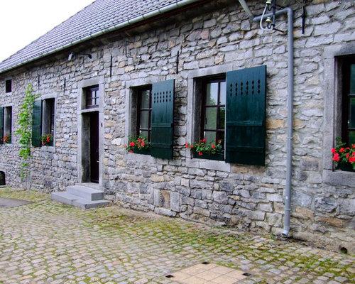 European Farmhouse Houzz