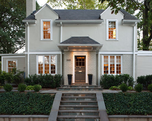 Brick And Stucco Ideas Pictures Remodel And Decor